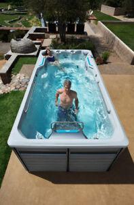 Super Summer Special on all TidalFit Swim Spas