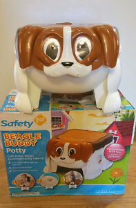Brand New Beagle Potty