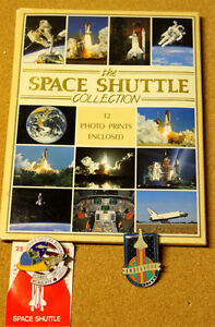 Reduced Nasa Space Shuttle Lot