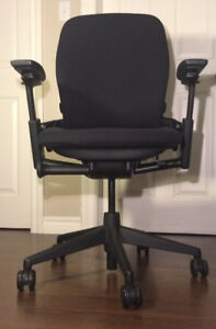 Steelcase LEAP V2 Office Task Chair - Pre Owned