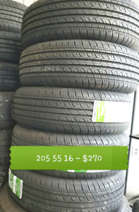 New tires- great prices