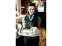 Female Waiter Waitress Wanted