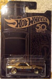 HOT WHEELS 50TH ANNIVERSARY COMPLETE SET 2018