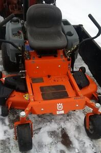 "Husqvarna 54"" Zero Turn Mower"