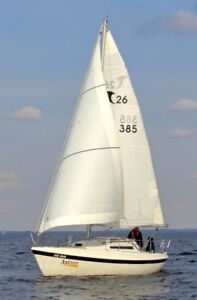 Tanzer 26 sailboat for sale