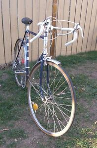 Vintage Raleigh Challenger 10 Speed Road Racer / Cruiser Bicycle