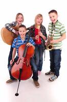 Hiring Vocal, Violin, Cello, Piano, Guitar instructors