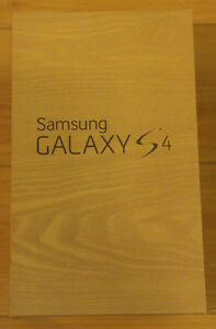 White Samsung S4 Unlocked, Wind Compatible - Fast Delivery/Reply