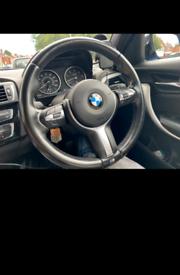 Bmw f20 f21 msports steering wheel 120d