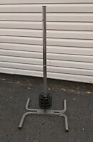 Car Tires Rack Stand