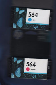 HP Ink Cartridges  564 (NEW)
