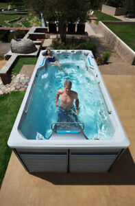Year Round Fun and Relaxation in a TidalFit Swim Spa on Sale Now