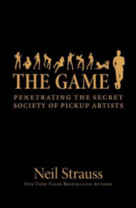 THE GAME by Neil Strauss - Imitation Leather Bind Outer Cover