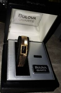 Ladies Bulova Quartz Watch