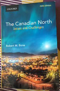 Geography: The Canadian North fifth edition