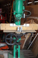 WYSONG vertical chisel mortiser.Made in USA