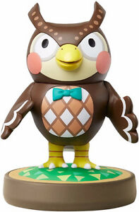 NEW:Animal Crossing Series Amiibo (Nintendo WiiU or Nintendo 3DS