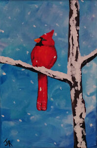Original Paintings for Sale by The Classy Artist – Jacqui Reid St. John's Newfoundland image 7
