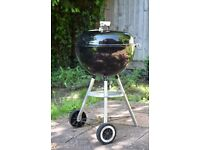 Weber 47cm kettle Barbequeue used in good working order