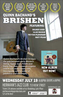 Quinn Bachand's Brishen - Award Winning Gypsy Jazz & Swing