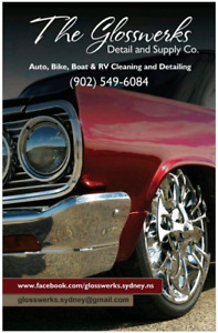 Pro Auto Detailing - The Glosswerks Detail & Supply Co