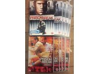 Prison Break Season 1 and 2 Boxsets