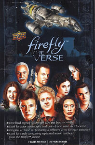 2015 Upper Deck FireFly: The Verse Trading Cards Box Kitchener / Waterloo Kitchener Area image 1
