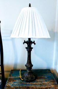 Lampe chevet fonctionnelle