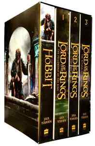 The Lord of the Rings Paperback Boxset