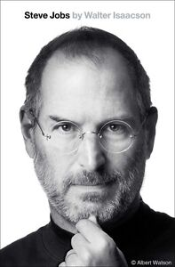 Steve Jobs (hardcover book reg $36.99) by Walter Isaacson