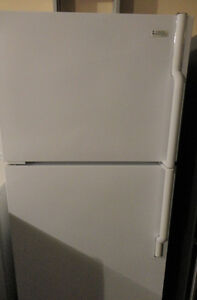 Maytag Fridge with Freezer on the Bottom