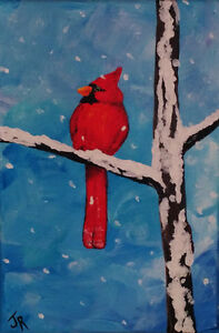 Original Paintings for Sale by The Classy Artist – Jacqui Reid Windsor Region Ontario image 7