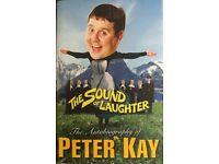 Peter Kay Hardback Book