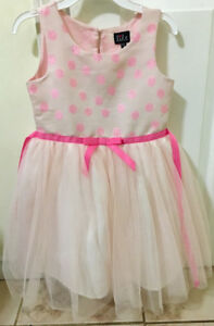 Beautiful formal pink poofy dress, new with tags.
