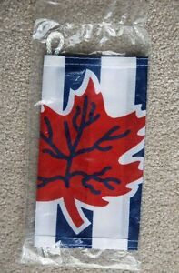 "NEW Canadian Power and Sail Squadron Flag 8"" x 13.25"""
