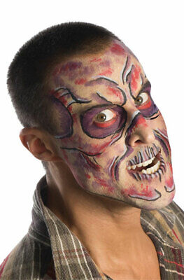 g Dead Zombie Make-Up Kit Halloween Costume Accessory (Walking Dead Zombie-make-up)