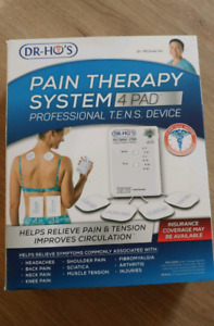 DR-HO'S PROFESSIONAL PAIN THERAPY SYSTEM T.E.N.S. DEVICE.
