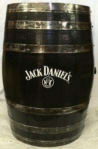 Original Jack Daniels branded oak whiskey barrels for sale! Kitchener / Waterloo Kitchener Area image 2