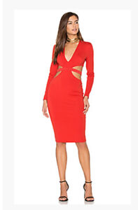 New Red dress, Bec and Bridge (from Revolve)