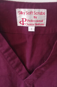 $40, 3 pairs of scrubs - excellent condition