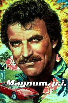 TOM SELLECK Show 80s & 90s Posters Teen TV Movie Poster 24X36 B for sale  Shipping to Canada