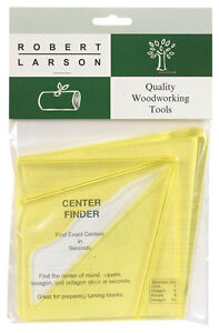 Larson CENTER FINDER for Wood working mfg 800-2875