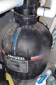 Pool Pumps and Filters  - Various Models