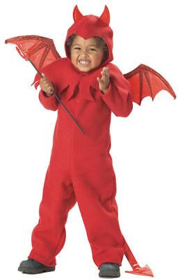 Little Devil Spitfire Devil Toddler Costume