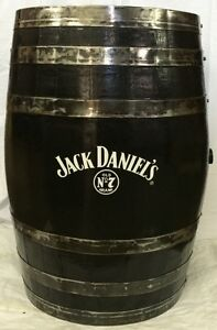 Original Jack Daniels branded oak whiskey barrels for sale! Peterborough Peterborough Area image 2