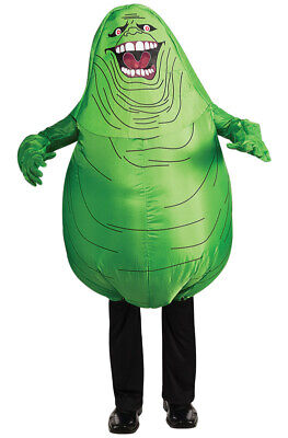 Make Ghostbusters Halloween Costume (Brand New Ghostbusters Inflatable Slimer Child Halloween)