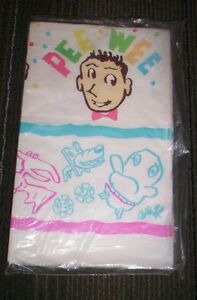 Pee Wee Herman Table Cover new unopened collectable Kitchener / Waterloo Kitchener Area image 1