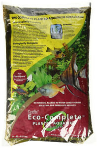 New CaribSea Eco-Complete Planted Aquarium Black Substrate