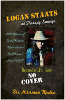 Logan Staats at Therapy Lounge