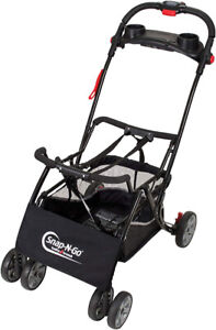 Brand new Baby Trend snap and go stroller